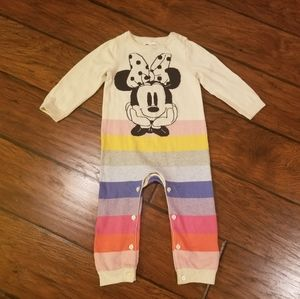 babyGap Mini Mouse sweater outfit